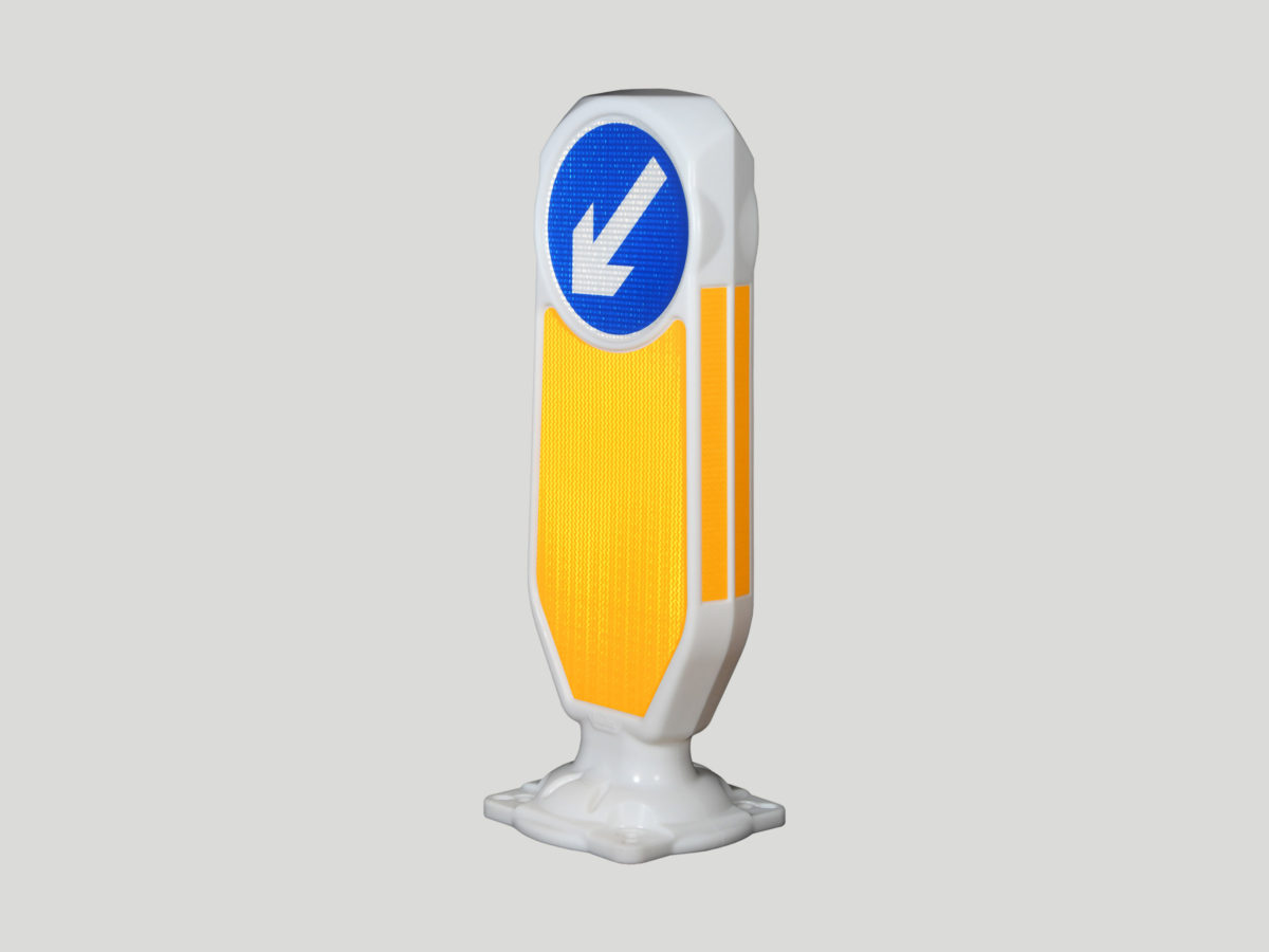 Lumiflex-Retroreflective-illuminated-bollard-2