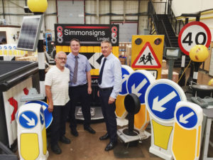 20 Years Of Service Simmonsigns