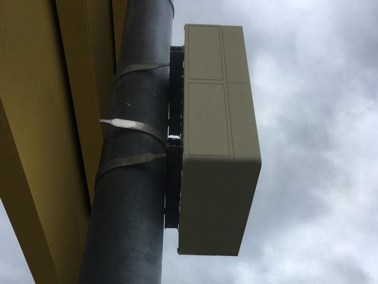 Pulsa GPRS Web Connect Sign Light Unit
