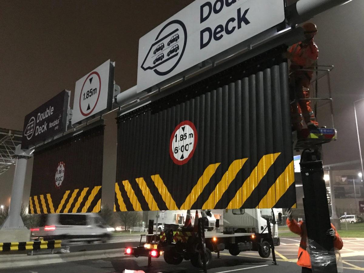 Guardian Flex Eurotunnel
