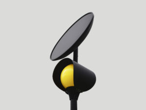 Simmonsigns Solabel Belisha Beacon with Shroud