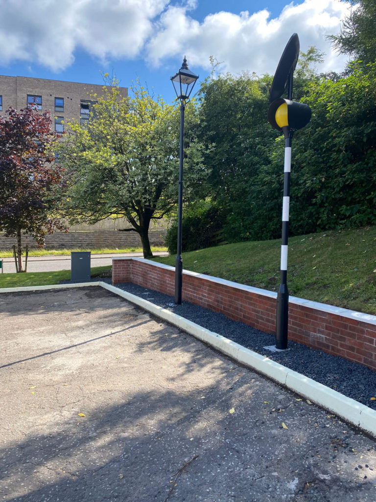 Solar-powered Belisha Beacon Tested In The Harshest Conditions