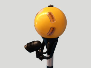 Moduspot Belisha beacon
